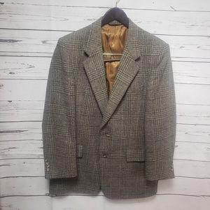 Christian Dior Vintage Wool Blazer Size 42 Regular